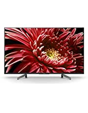 "Sony KD-43X8500G 43"" 4K Ultra HD High Dynamic Range Android LED TV, Black"