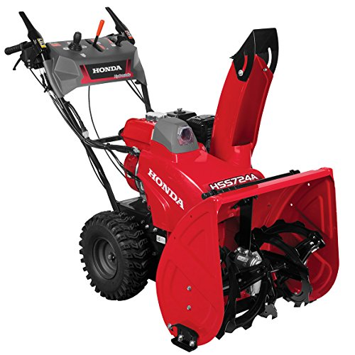 Honda Power Equipment HSS724AAW 198cc Two-Stage Gas 24 in. Snow Blower