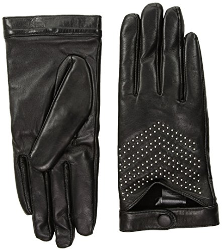 Mackage Women's Gaby Gloves, black, M by Mackage