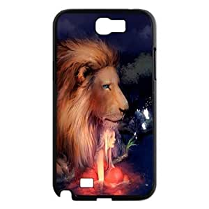 Yo-Lin case FXYL266009Big animal lion pattern protective case For Samsung Galaxy Note 2 Case