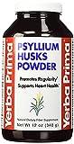 Yerba Prima Yerba Prima Psyllium Husk Powder, 7Pack (12 Ounce Each ) Nksl3hk
