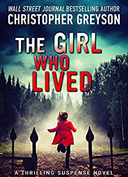 Girl Who Lived Thrilling Suspense ebook product image