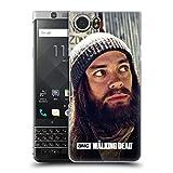 Official AMC The Walking Dead Watchful Jesus Hard Back Case for BlackBerry KEYone / Mercury