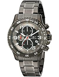 Men's 14879 Specialty Chronograph Stainless Steel Watch with Link Bracelet