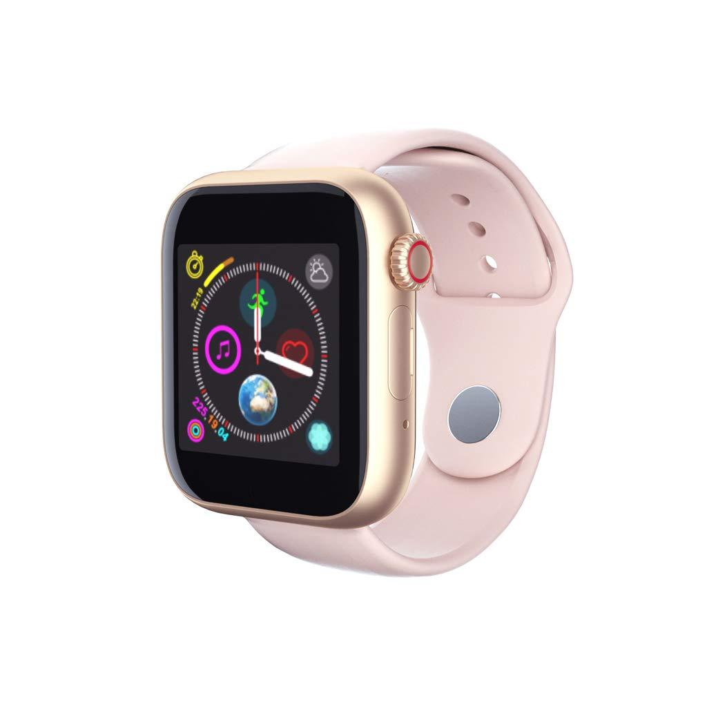 Amazon.com: Reloj inteligente, Z6 reloj inteligente tarjeta ...