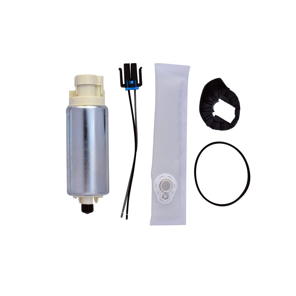 Custom 1pc New Electric Intank Fuel Pump With 94 Buick Century Filter Installation Kit For Oldsmobile Pontiac E3290 Automotive