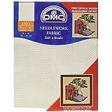 11 Count Aida Fabric 14x18 Inches (35x45cm) - Ecru - DC17/10