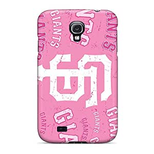 New San Francisco Giants Tpu Case Cover, Anti-scratch N907-aAww Phone Case For Galaxy S4