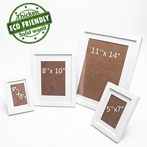 X 30 Double Matted Wood - 2