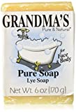Remwood Products Co. Grandma's Lye Soap for Face & Body 6 oz Bar(S)