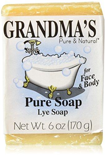 Lye Soap Bar - 2