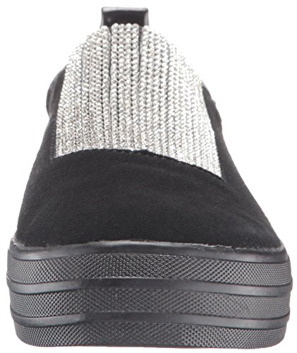 Skechers Street Women's Double up Fashion Sneaker Black/Black cheap sale browse wLuxPKz9