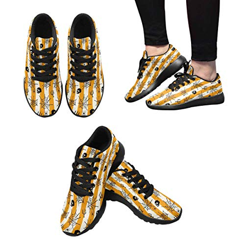 Design 9 Custom Running Women's InterestPrint Sneaker 4x8w1S6