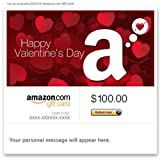 Amazon eGift Card - Happy Valentine's Day