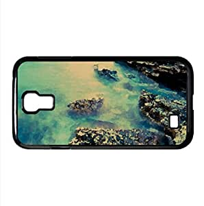 Rocky Beach 32 Watercolor style Cover Samsung Galaxy S4 I9500 Case (Beach Watercolor style Cover Samsung Galaxy S4 I9500 Case)
