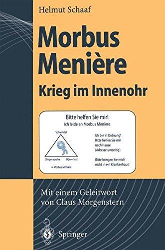 Morbus Menière: Krieg im Innenohr