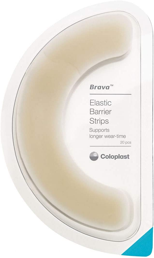 Coloplast Corp Brava Elastic Barrier Strips, Coi120700, 1 Pound: Health & Personal Care