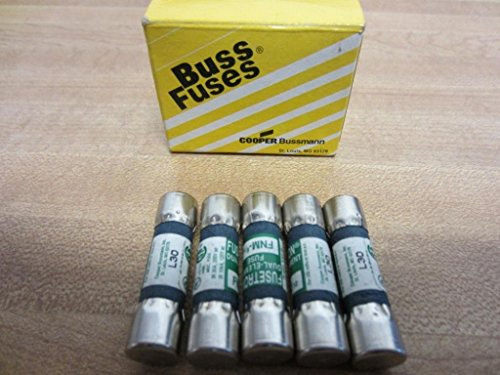 Bussmann FNM-6/10 Fuse FNM610 (Pack of 5) by Bussmann