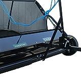 Yard Tuff YTF-42STQA Quick Assembly Lawn Sweeper, 42'