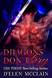 Dragons Don't Cry: Dragon Shifter Romance (Fire Chronicles Book 1)