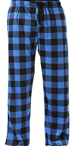 Pants Boys Fleece Pajama (Prince of Sleep Plush Pajama Pants for Boys 45508-1C-14-16)