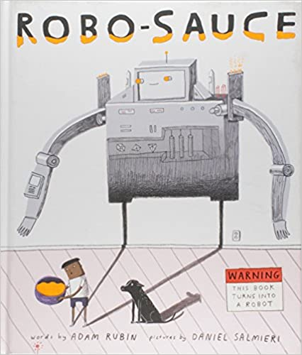 Buy Robo-Sauce