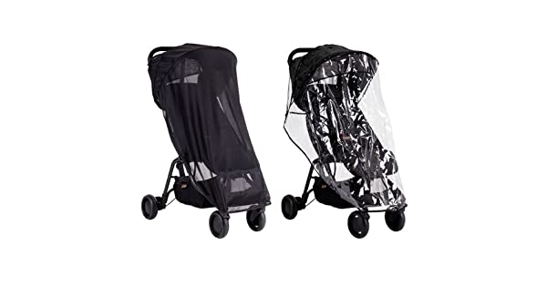 Amazon.com: Mountain Buggy Nano All Weather Cover Pack: Baby