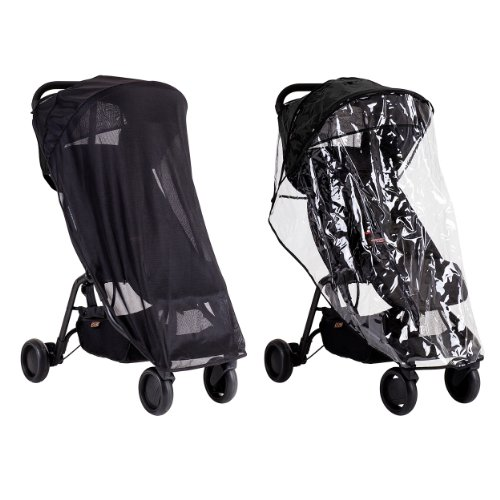 Buggy Sun Protection - Mountain Buggy Nano All Weather Cover Pack