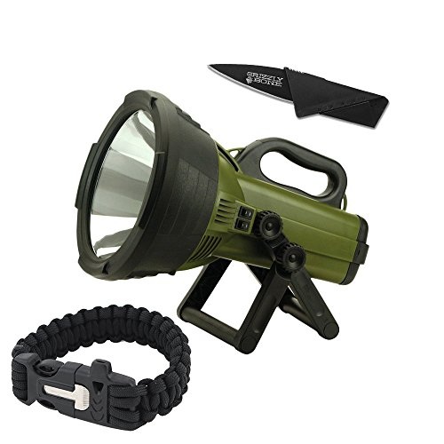 NEW-Combo-Pack-Bright-Cyclops-Colossus-18-Million-Best-Tactical-Ultimate-Flashlight-For-Zombie-Apocalypse-Camping-Power-Outage-Survival-Kit-W-Free-Paracord-Bracelet-Credit-Card-Knife-Survival-Life