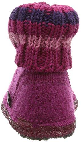 Blub Everest Haflinger 22 Hohe Mädchen Pink Blub kardinal Hausschuhe wPqECqd