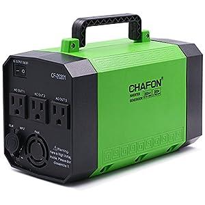 Chafon 200WH Portable Generator