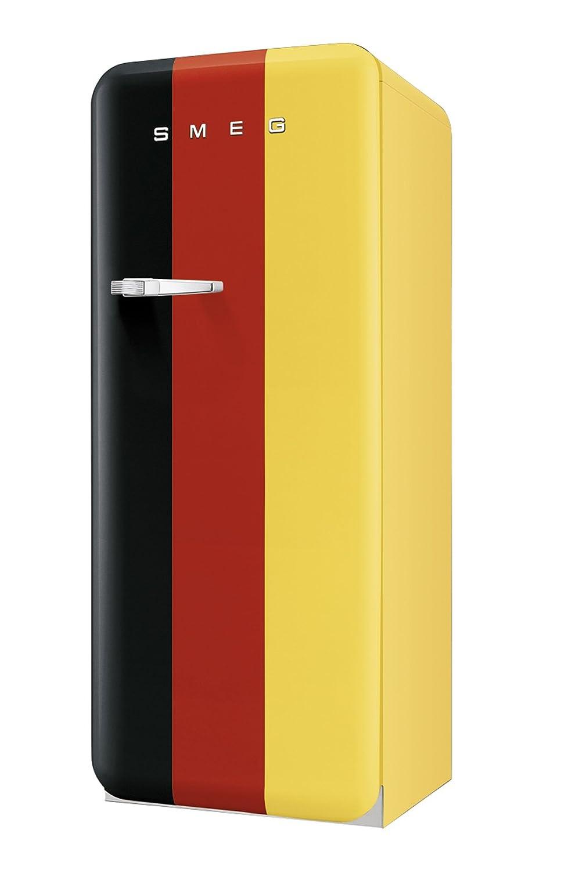 Smeg FAB28RDE Kühlschrank / A+ / 151 cm Höhe / 215 kWh/Jahr / 222 ...