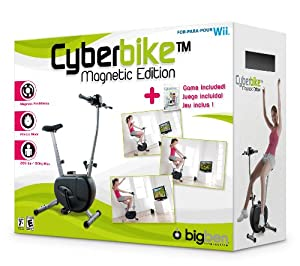 Amazon.com : Cyberbike Magnetic Edition : Exercise Bikes ...