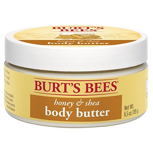 d Shea Body Butter - 6.5 Ounce Tub (Pack of 3) (Burts Bees Sugar Scrub)