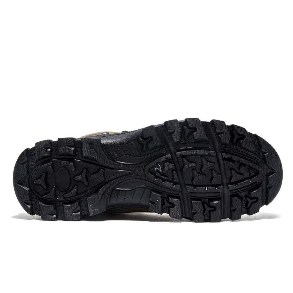 KUDICO Chaussures de Randonn/ée pour Hommes Femmes Bottes descalade Bottes de randonn/ée Id/éales pour Le Trekking et Les Promenades