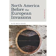 North America before the European Invasions