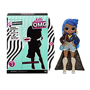 Miss Independent - muñecas lol surprise omg serie 2