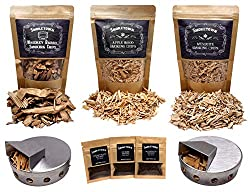 Bbq Gift Set Smoker And Wood Chip Gift Basket Box Ideas Bbq Accessories