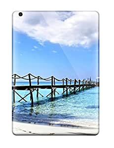 FvvysFT7903DSQCP Anti-scratch Case Cover JohnAHerrera Protective Pier Case For Ipad Air