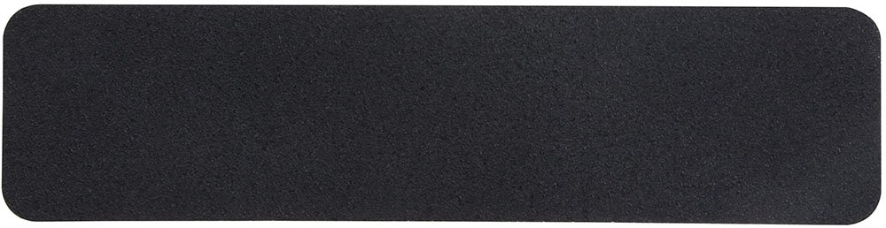 Jessup Safety Track 3510 Resilient Non-Slip Safety Tape (Black, 6-Inch x -24-Inch, Pack of 50)