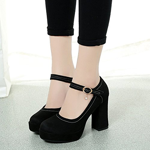 Round Ankle Crude Women'S Strap Thirty Low five New Of KPHY Shoes With q5TaX8