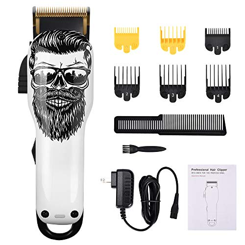 Upgraded Cordless Electric Hair