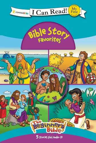 The Beginner's Bible Bible Story Favorites (I Can Read! / The Beginner's Bible)
