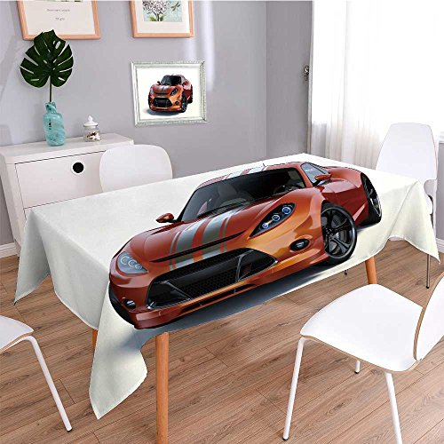 Ralph Studio Lauren - Dining Tablecloth Retro Soft Cotton and Linen Tablecloth,d Rendering of a Brand Less Generic Concept car in Studio Environment,Photography Background Cloth