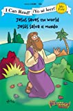 img - for Jesus Saves the World / Jes?os salva al mundo (I Can Read! / The Beginner's Bible / ??Yo s?? leer!) by Zondervan (2009-08-30) book / textbook / text book