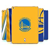 Official NBA Golden State Warriors Hard Back Case for Apple iPad 9.7 (2017)