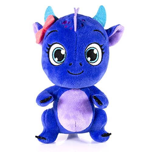 Little Charmers Pets 7 Inch Plush Soft Toy - Lavender's Dragon Flare ()