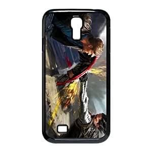 captain america the winter soldier Samsung Galaxy S4 9500 Cell Phone Case Black 53Go-188940