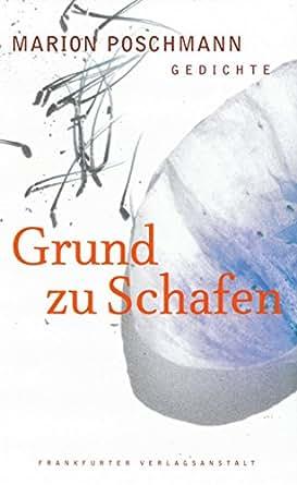 Grund zu Schafen (German Edition)