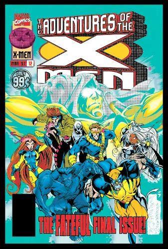 Adventures of the X-Men: Rites of - Adventures X-men